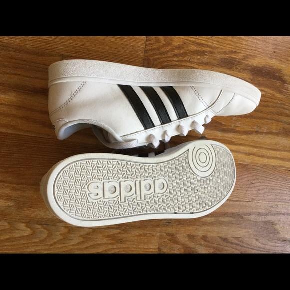 Pelle Le Di Donna Poshmark Superiore Le Pelle Adidas d65328